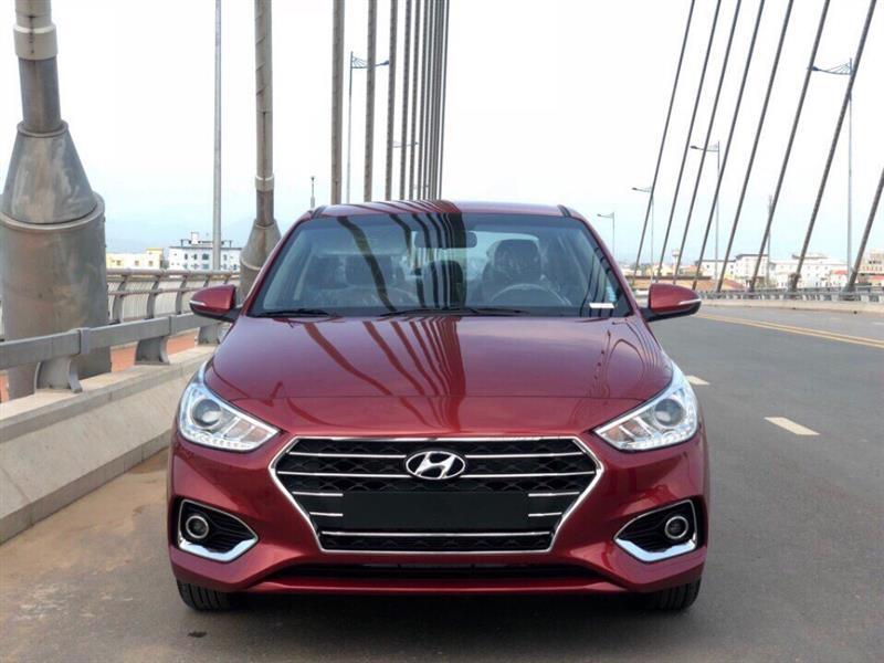 Hyundai Accent  1.4 AT Full New 2019