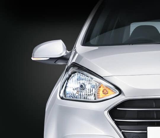 Hyundai Grand i10 sedan 1,2MT BASE ngoại thất 2