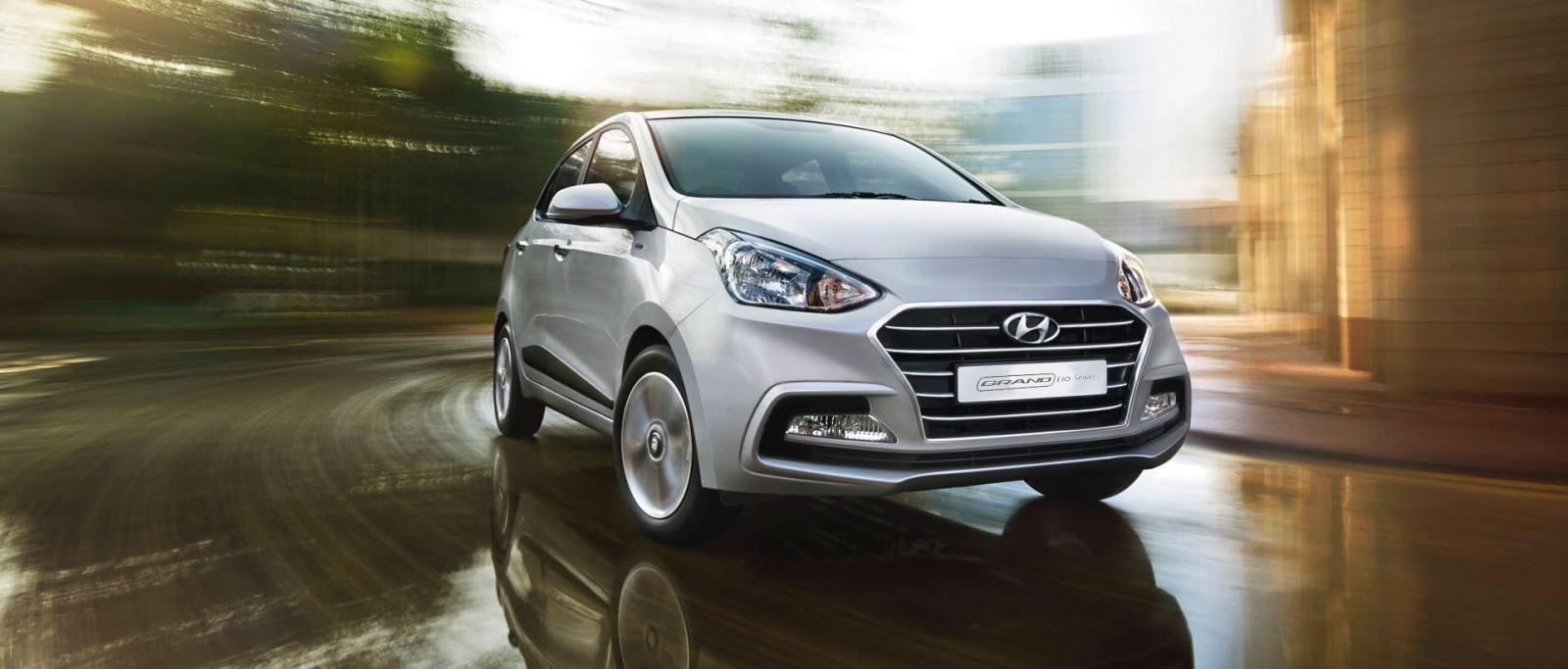 Vận hành Hyundai Grand i10 sedan 1,2MT BASE 1