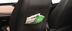 Túi tài liệu sau ghế
